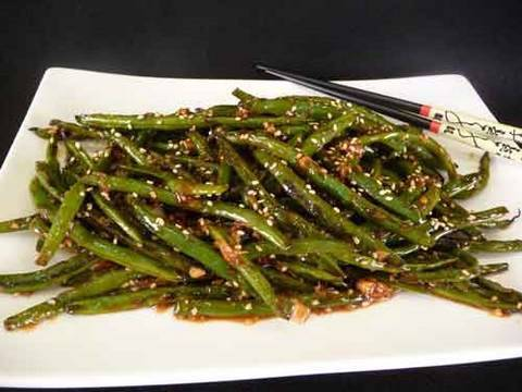 Szechuan Green Beans - Indo Chinese Recipe video