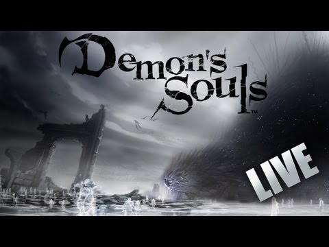 Demon's Souls Live Playthrough - 11: Rocky II featuring the Dragon God