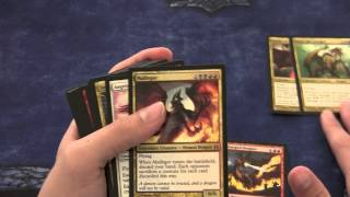 Mtg Heavenly Inferno Opening plus some Dragon Shields