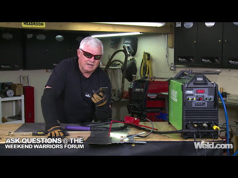 Everlast PowerPro 164 Multi Process Review: Plasma Cutting