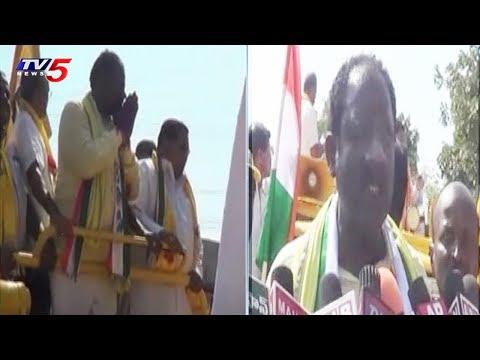 TDP Candidate Sama Ranga Reddy Election Campaign | Ibrahimpatnam | TV5 News
