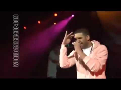 Drake Grinds On Nicki Minaj
