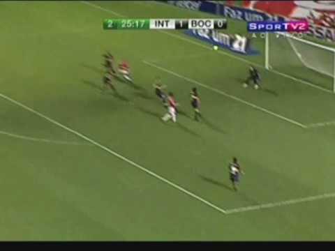 ANDRES D'ALESSANDRO - LA BOBA - INTER VS. BOCA JUNIORS