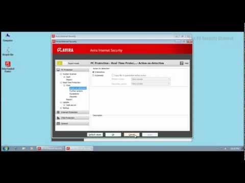 Avira Internet Security 2013 review