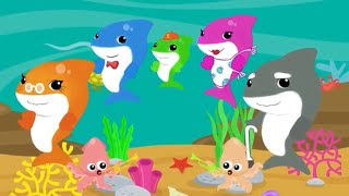 Baby Shark - Song and Nursery Rhyme for Kids!