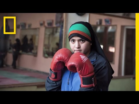 Meet A New Generation Of Women In Kabul video
