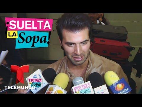 Suelta La Sopa | Jencarlos Canela habla de su relación con Eva Longoria | Entretenimiento