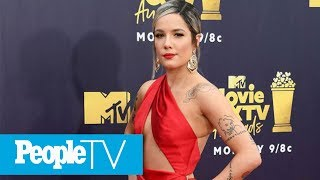 Halsey Says Pursuing Music Helps Manage Her Bipolar Disorder | PeopleTV