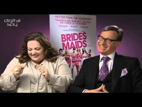 Melissa McCarthy And Paul Feig Chat 'Bridesmaids'