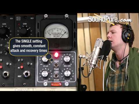 Download Lagu Retro Doublewide Tube Compressor - Part 4: Vocals MP3 Free