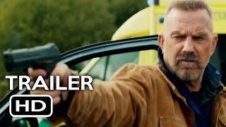 Criminal Official Trailer #2 (2016) Kevin Costner, Ryan Reynolds Action Movie HD