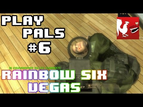 Play Pals #6 - Rainbow Six Vegas