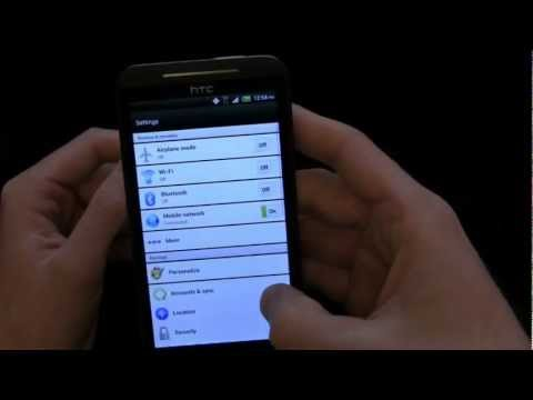 HTC EVO 4G LTE Review Part 1