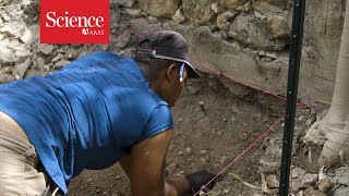 Unearthing the lives of enslaved Africans