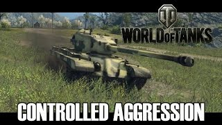 World of Tanks - Controlled Aggression
