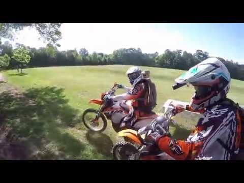 "#5 2016 Armenia (SC) Dual Sport Ride, ""Dove & Manns Maze Woods"""