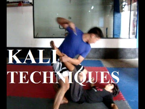 Kali / Arnis / Eskrima Training Session : Stick , Knives, Empty Hands Image 1