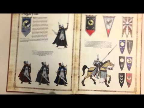 Unbooking High Elves - Uniforms & Heraldry