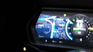 Tesla Model S Nav (turn-by-turn)