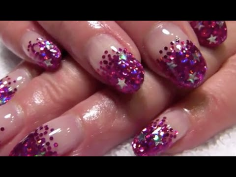 Nicki Minaj - Starships Official Music Video Nail Tutorial