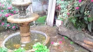 Casa Nariño Sur con Fuente .  Venta Bogotá Colombia RV.Ronderos