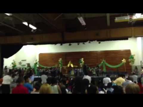 WPA cornerstone schools 2012/13