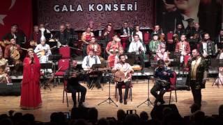 SARI GELiN (Azerbaycan) Solist: Elgız Eliyev ve MUgam Triosu