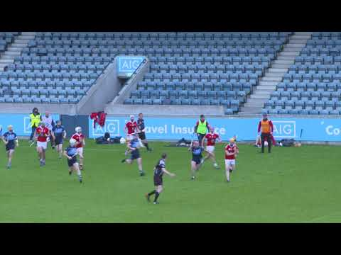 Goals from St Brigids v St Judes in Round 2