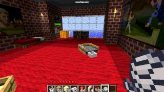 30 Second Minecraft: Crafting Mo-Creatures Wool Ball