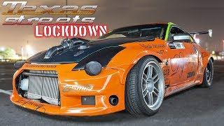 1100hp Drift 350z goes STREET RACING