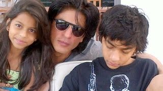 Shah Rukh Khan with Family