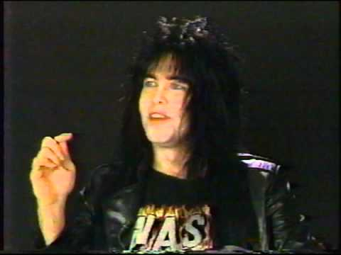 Blackie Lawless Interview on Radio 1990