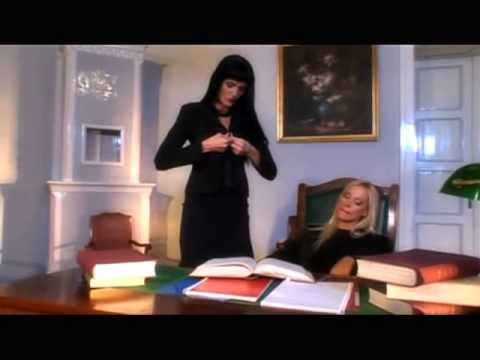 Lesbian Sex in Office