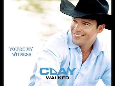 Clay Walker - Youre My Witness