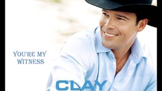 Watch Clay Walker Youre My Witness video