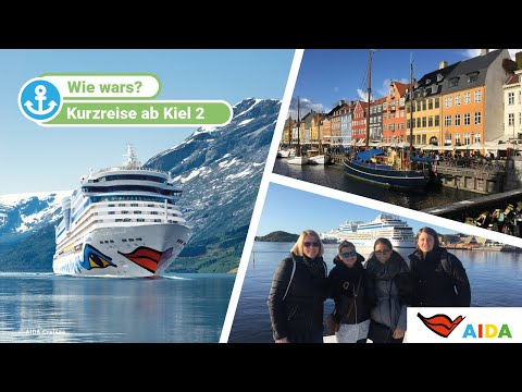 Reisebericht: Kurzreise ab Kiel 2 mit AIDAbella