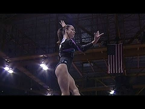 Jordyn Wieber scores highest on Balance Beam - from Universal Sports