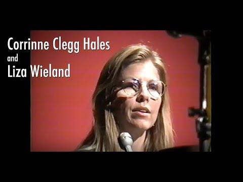 Ep 10 - Corrinne Clegg Hales and Liza Wieland