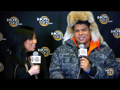 Makonnen And The Missing Miley Cyrus Song: Backstage w/ Miss Info