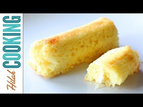 Homemade Twinkies Recipe!