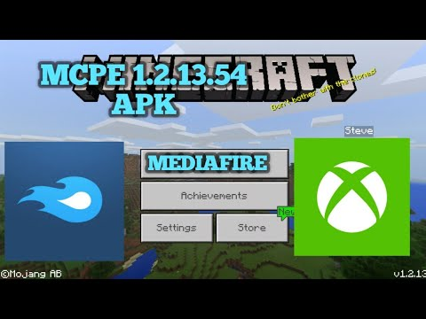 MCPE 1.2.13.54 Apk Download