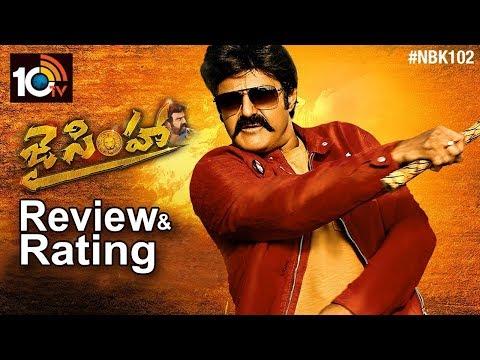 Jai Simha Movie Review and Rating | #Balakrishna | #Nayanthara | 10TV