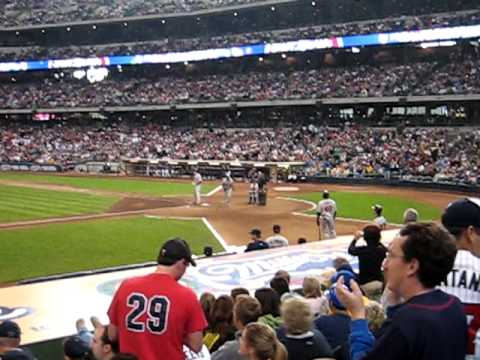 Michael Cuddyer Home Run - 5/20/07 vs. Milwaukee Video