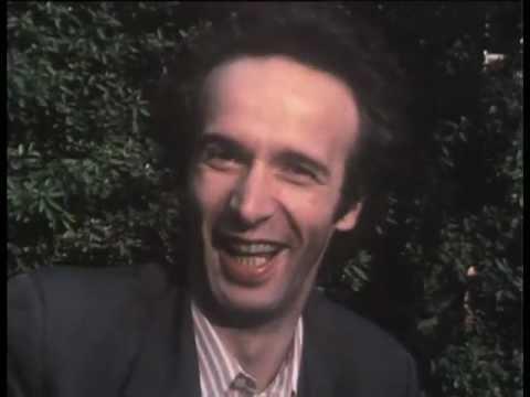 Roberto Benigni (1986) by Gérard Courant – Cinématon #801