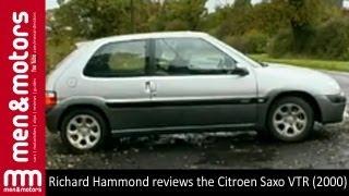 Richard Hammond Reviews The Citroen Saxo VTR (2000)