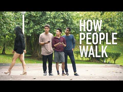How People Walk   how people walk