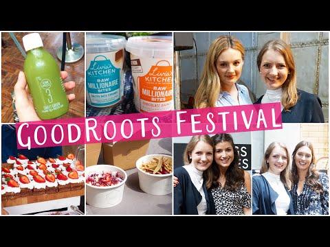 A Healthy Food Adventure in London!   Meeting Niomi Smart, Deliciously Ella & Livia's Kitchen