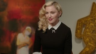 Madonna Gets Candid: Acting Her Age, Making Movies and Which Scorsese Film She Almost Starred In