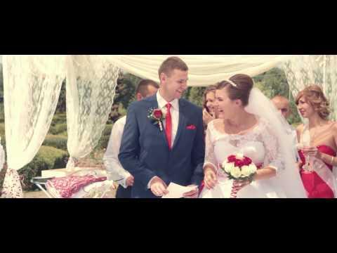 Динамическое свадебное видео