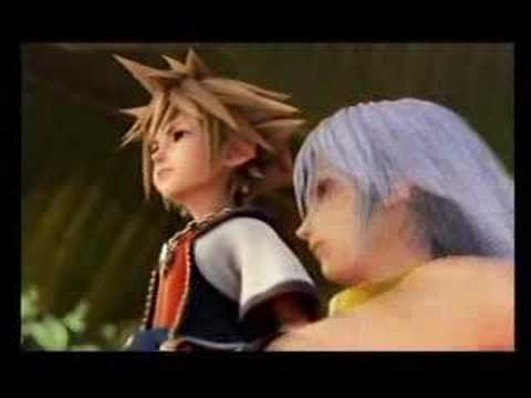Kingdom Hearts- Dela (I Know Why The Dog Howls At The Moon)